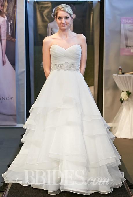 Hochzeit - Casablanca Bridal - Fall 2014 - Stunning Cheap Wedding Dresses
