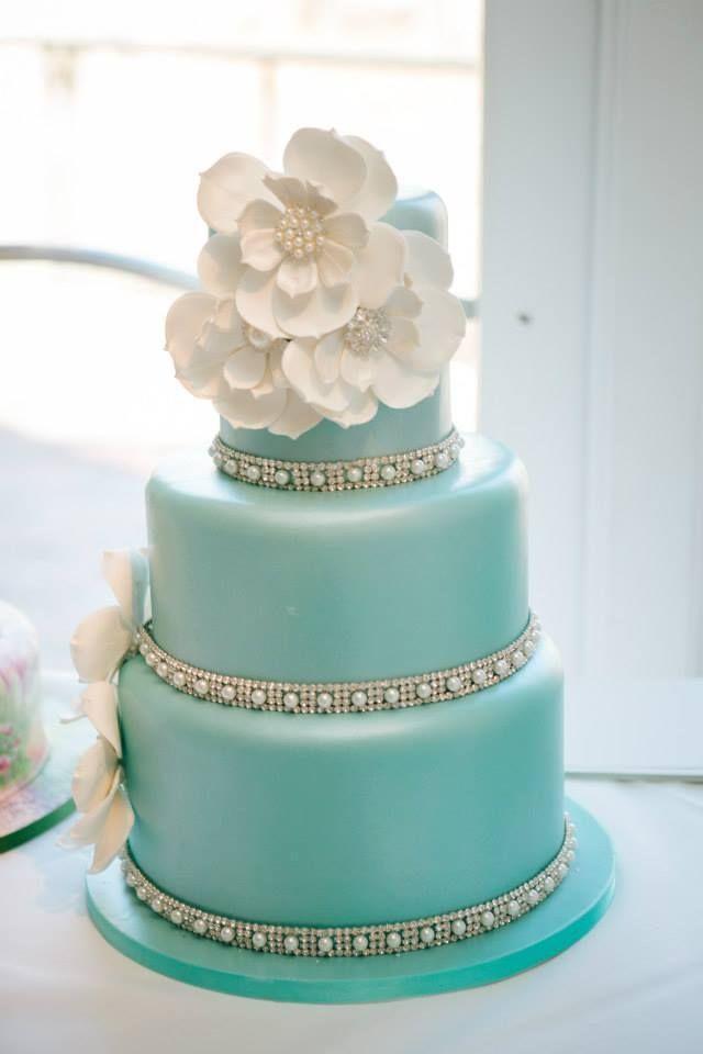 Hochzeit - Wedding Cakes With Gorgeous Details