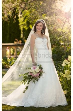 زفاف - Essense of Australia Luxe Wedding Dress Style D1984 - Wedding Dresses 2016 - Wedding Dresses