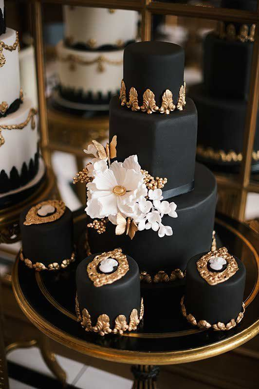 Hochzeit - Wedding Cakes With Intricate Details