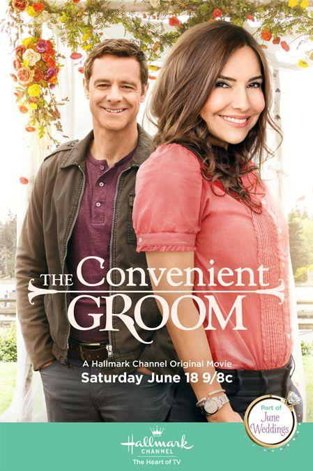 """Свадьба - Your Guide To Family Movies On TV: Hallmark Channel Wedding Movie """"The Convenient Groom"""" Starring Vanessa Marcil And David Sutcliffe"""