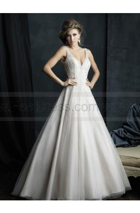 Wedding - Allure Bridals Wedding Dress Style C382