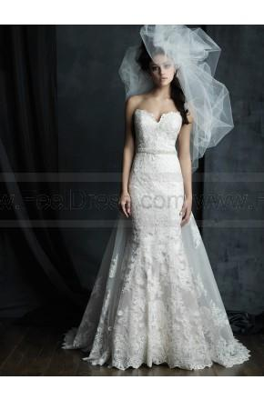 Wedding - Allure Bridals Wedding Dress Style C387