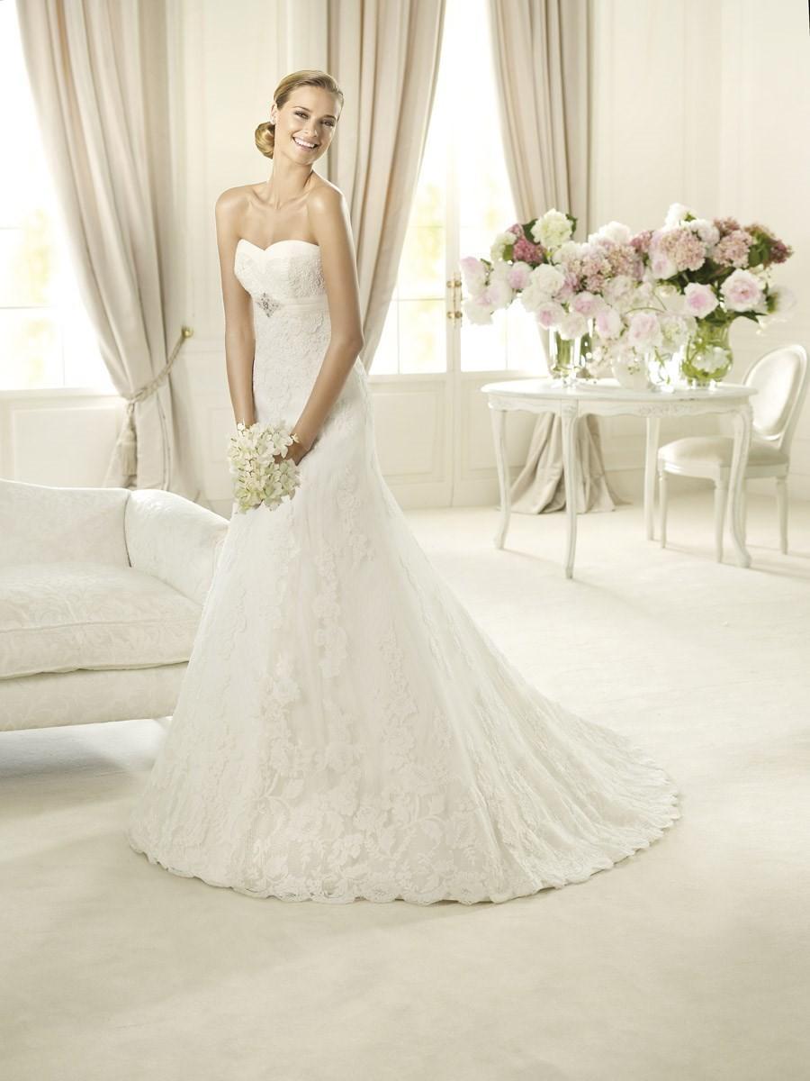 Wedding - Pronovias, Berta - Superbes robes de mariée pas cher