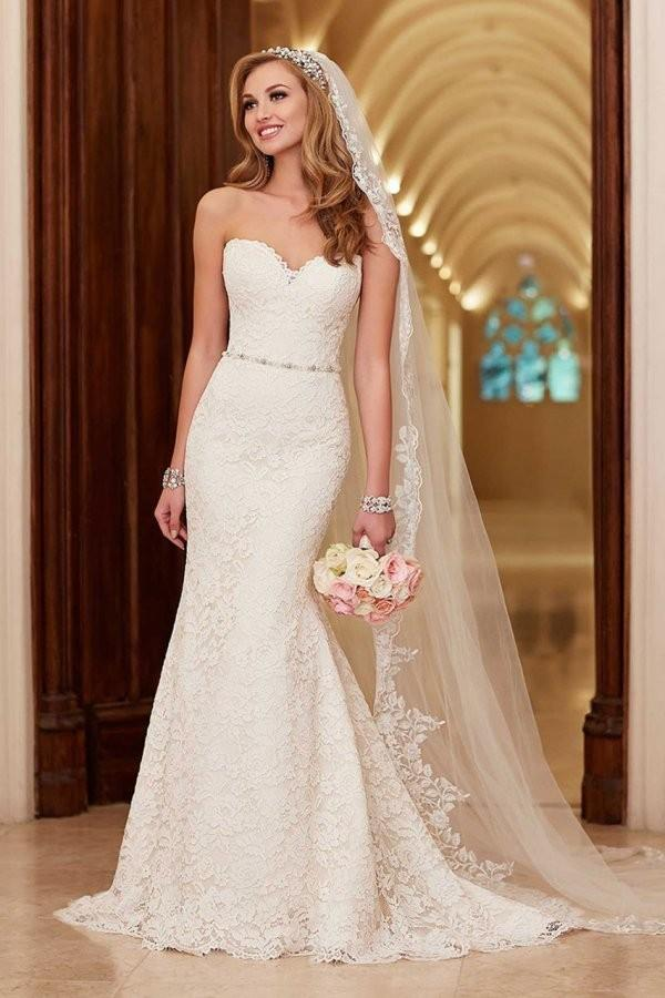 Düğün - Stella York Style 6124 - Fantastic Wedding Dresses