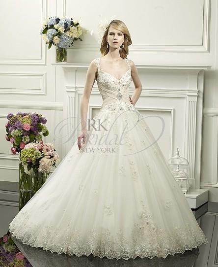 Wedding - Moonlight Couture Spring 2014 - Style 1251 - Elegant Wedding Dresses