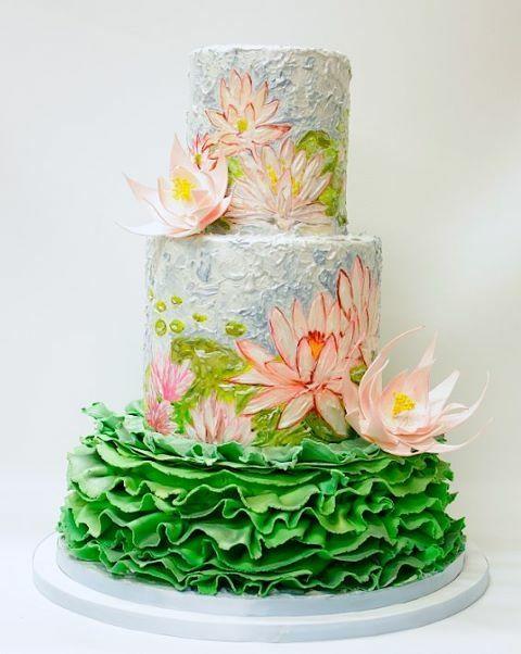 Hochzeit - Kreative Hochzeitstorten – Inspiriert Von Kunstwerken