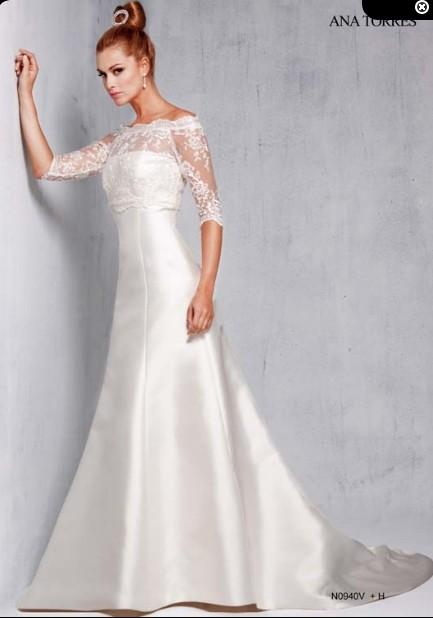n0940v (ana torres) - vestidos de novia 2016 #2569813 - weddbook