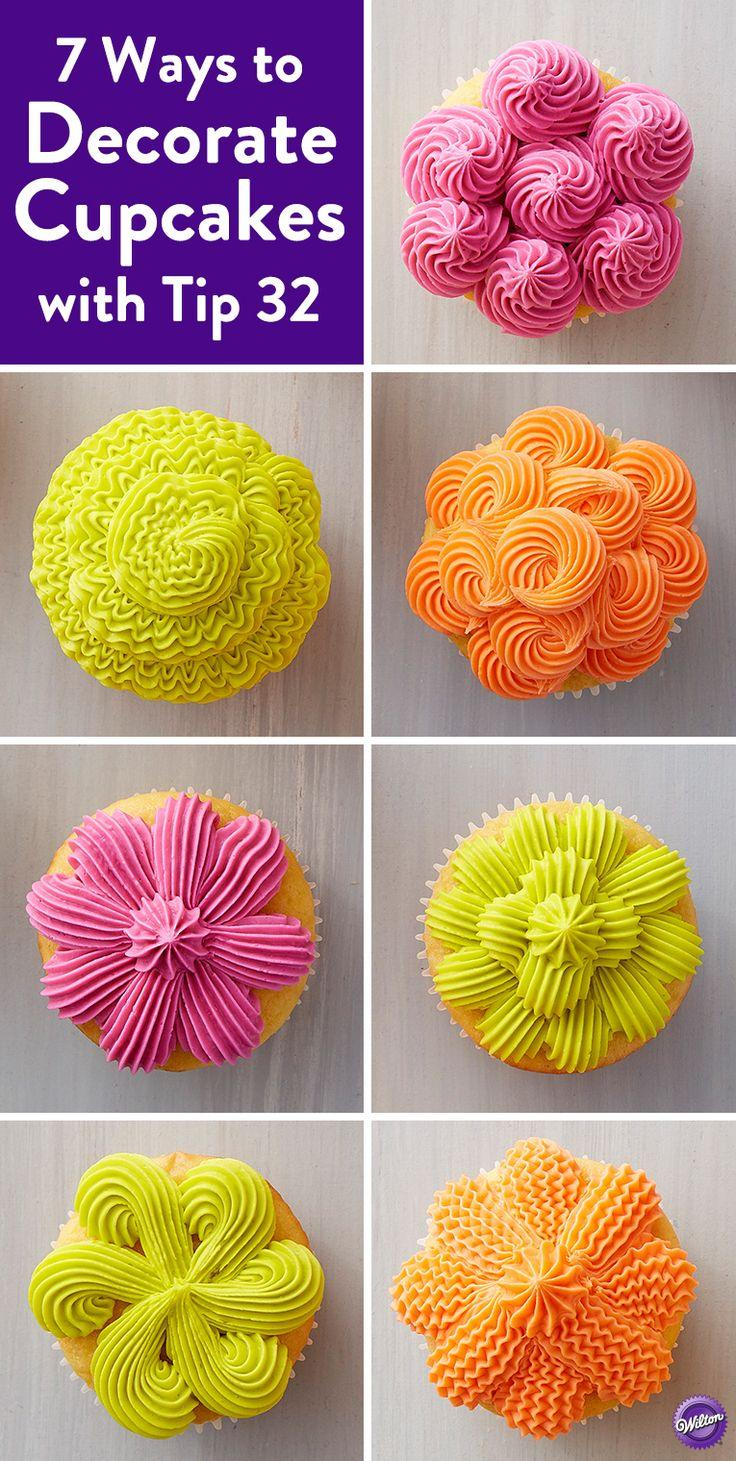 How To Decorate A Cake  Ways Wilton