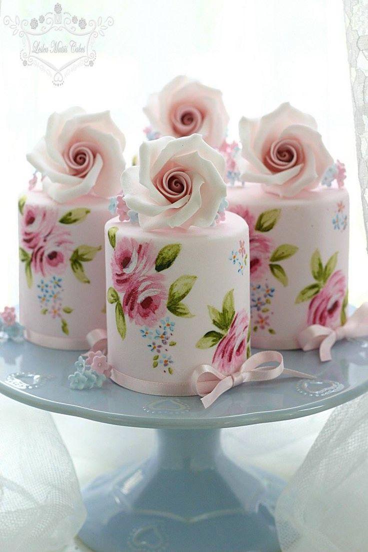 زفاف - Wedding Cakes, Pink. Indian Weddings Magazine