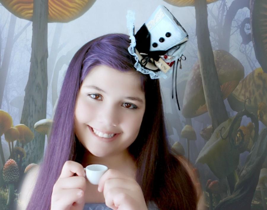 Alice Mini Hat  aafc9b26f56