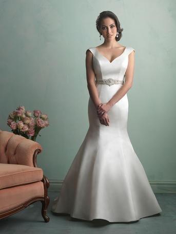 Hochzeit - Allure Bridals 9163 - Branded Bridal Gowns
