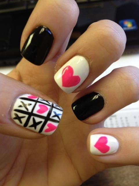 Mariage - 55 Creative Nail Art Designs For Valentine's Day 2014