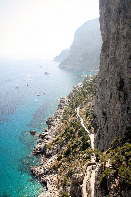 Hochzeit - Sorrente Et Capri, Et C'est Fini !