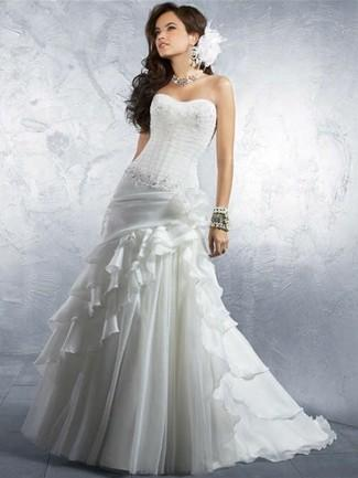 Alfred Angelo Wedding Dress Style No 2177 Brand Wedding Dresses