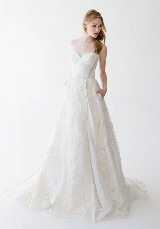faetanini runa wedding dress the knot formal bridesmaid dresses