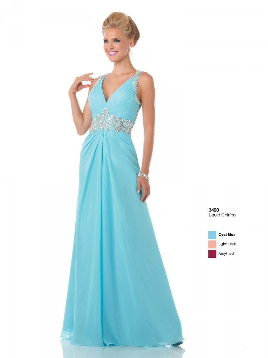 Wedding - Mystique - Style 3400 - Formal Day Dresses