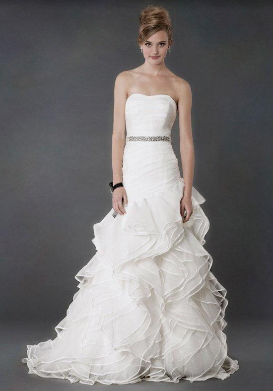 Hochzeit - Alyne by Rita Vinieris Cecil Wedding Dress - The Knot - Formal Bridesmaid Dresses 2016