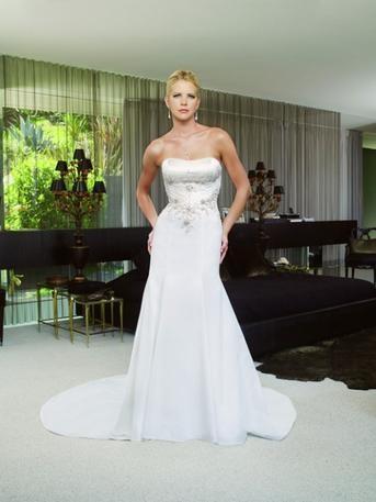 Свадьба - Casablanca 1943 - Branded Bridal Gowns