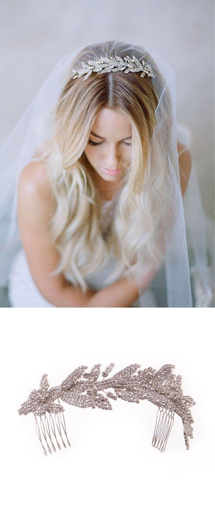 Свадьба - Wedding Headpieces By Jennifer Behr