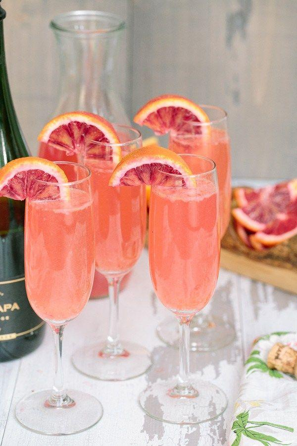 ... -Thema - Lemonade Mimosas With Blood Orange #2572535 - Weddbook
