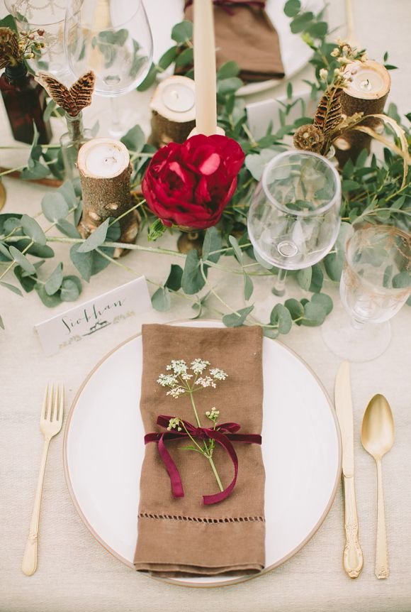 Wedding Theme - Place Setting #2572540 - Weddbook