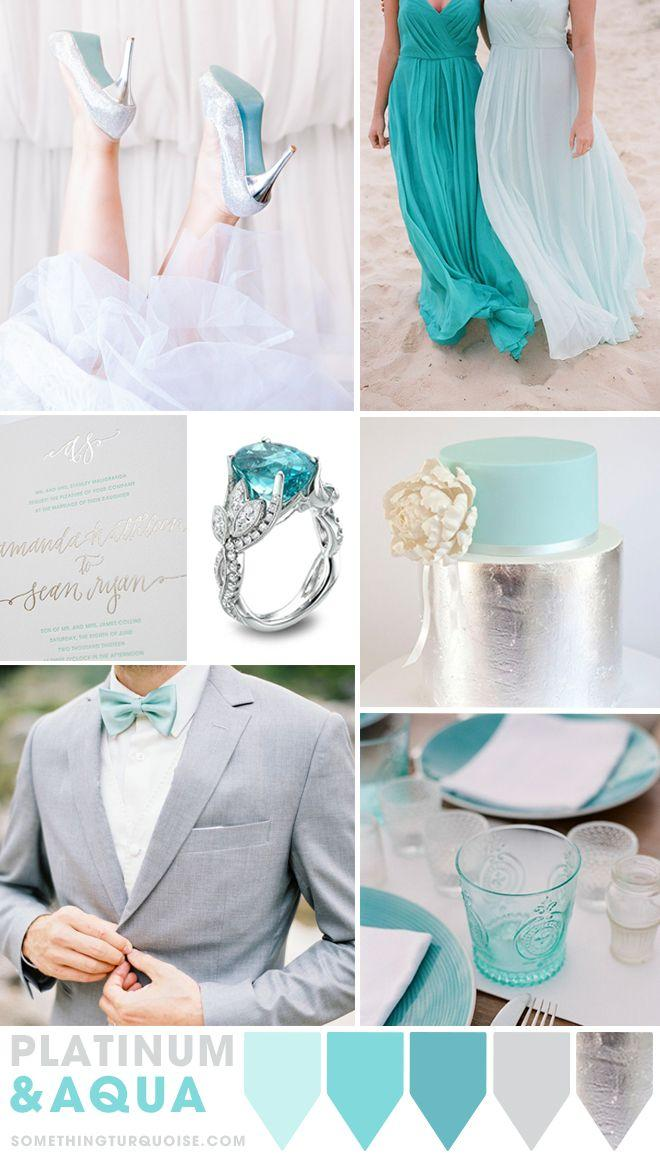 Wedding - Wedding Inspiration From Your Platinum Engagement Ring