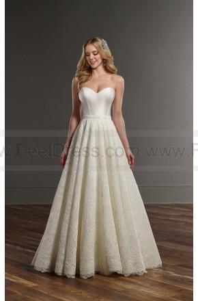 Свадьба - Martina Liana Silk Corset And Lace Skirt Wedding Separates Style Carter   Sander