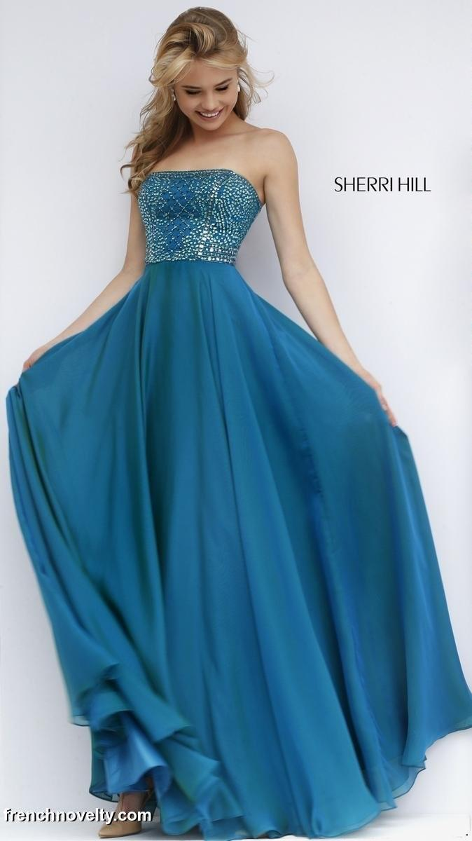 Sherri Hill 1966 Formal Dress - Brand Prom Dresses #2572824 - Weddbook