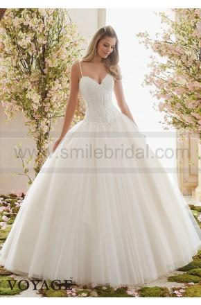 Hochzeit - Mori Lee Wedding Dresses Style 6838 - Wedding Dresses 2016 - Wedding Dresses