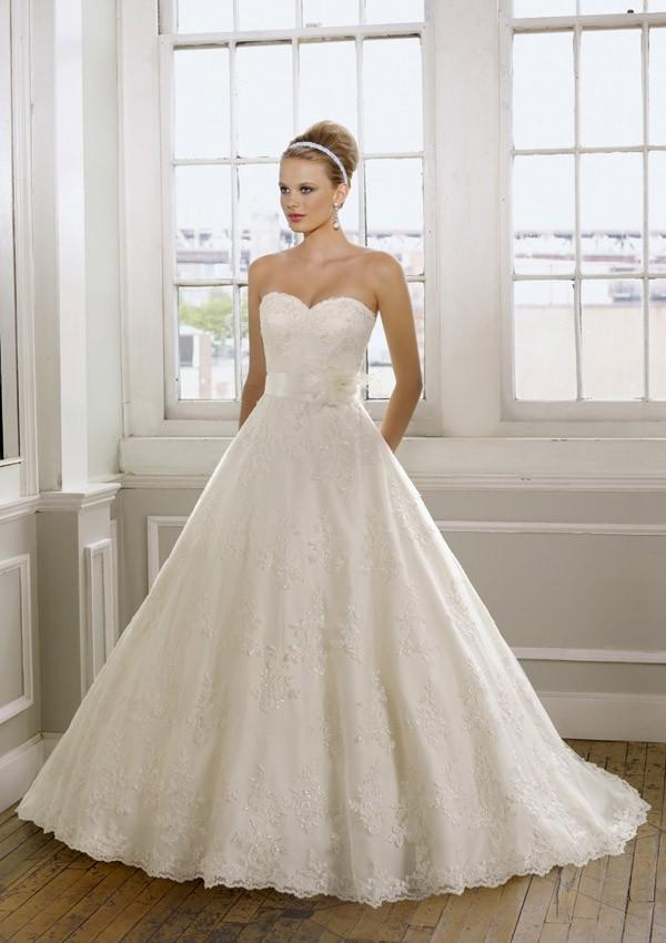 2014 Cheap Mori Lee Wedding Dresses 1612 Cheap Discount