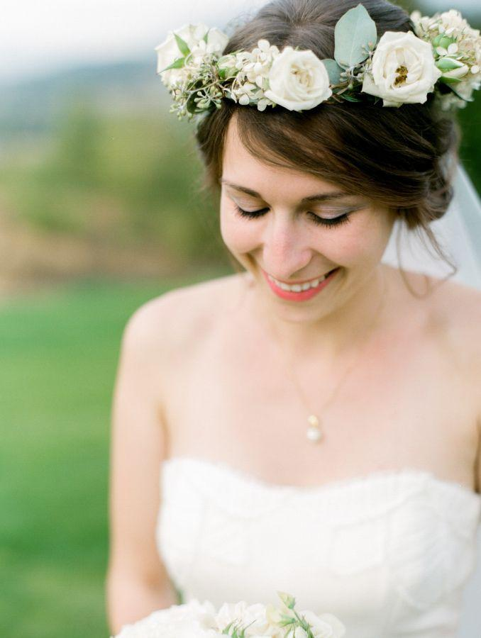 Wedding - An Around The World Romance Led To This Sweet Washington Wedding