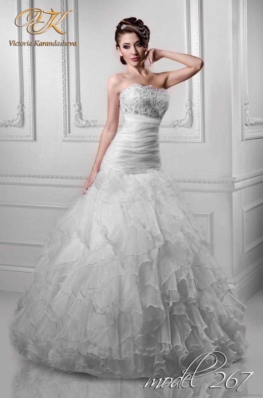 Wedding - Viktoria Karandasheva 267 Viktoria Karandasheva Wedding Dresses Suite 2016 - Rosy Bridesmaid Dresses