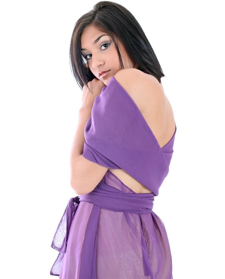 Plum Halter Neck Grecian Goddess Formal Dress, Purple Short ...