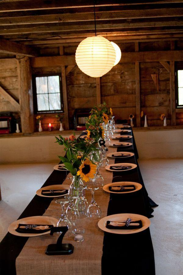 Mariage - Table Settings And Tablescapes For Outdoor Events, Receptions, Parties