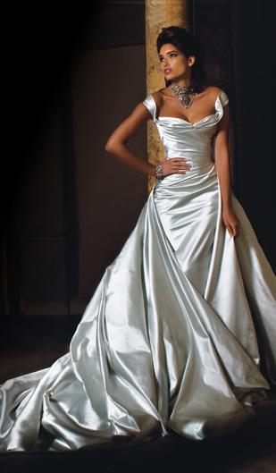 Свадьба - The Progress Of My Custom Wedding Dress - Weddingbee