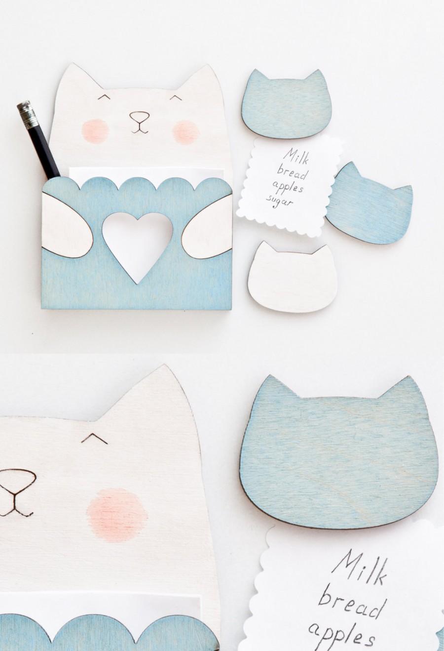 New Kitchen Gift Cat Magnets Blue Kitchen Decor To Do List Fridge Magnets Many