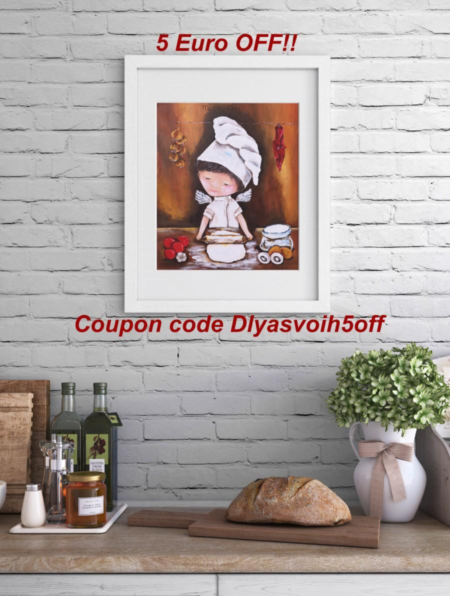 Kitchen Print Food Print Digital Cook Art Wall Decor Printable Art Cook Print  Kitchen Decor Kitchen Art Prints Digital Art A3 SIZE PRINT