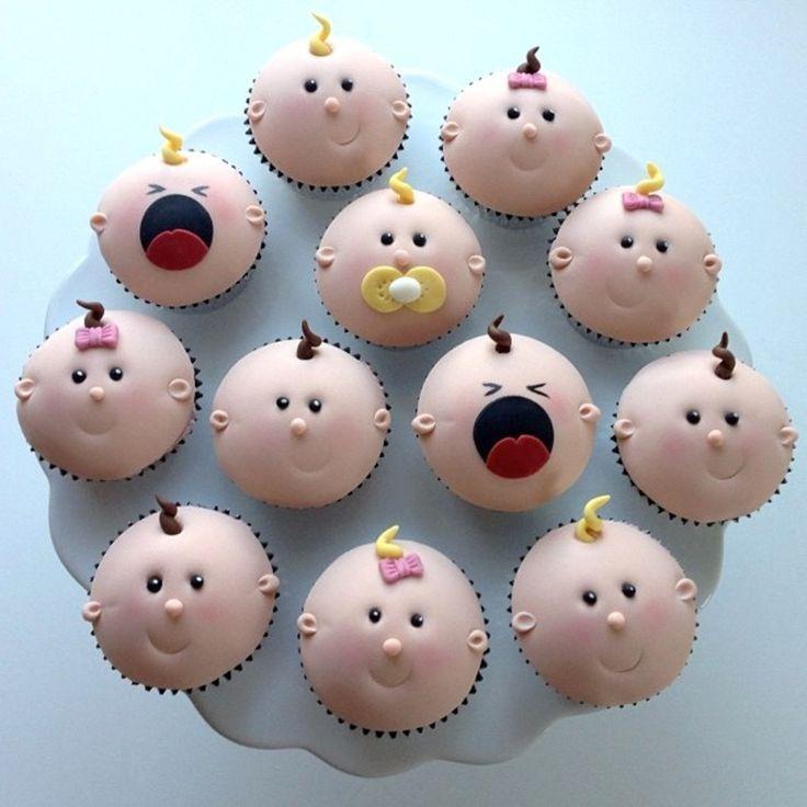 Wedding - Baby Cupcakes!