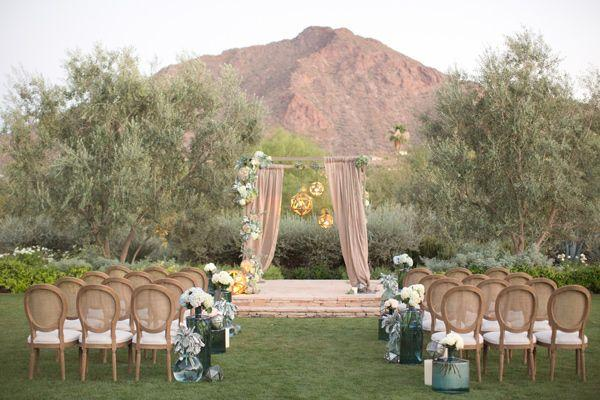 Hochzeit - Paradise Valley Wedding Inspiration