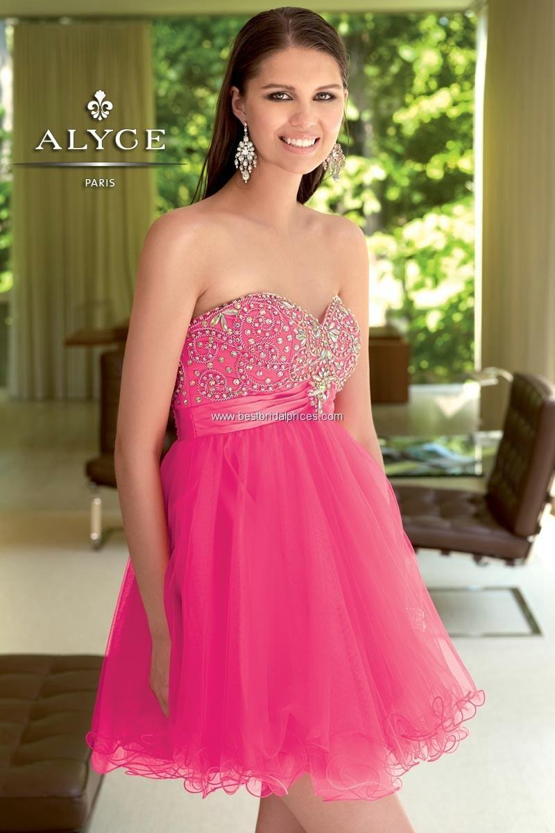 Wedding - Alyce Paris - Style 4310 - Formal Day Dresses