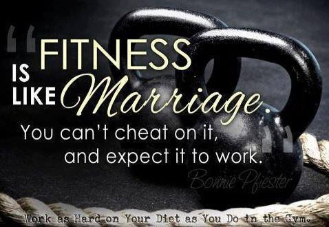 Wedding - My Crossfit Motivation!