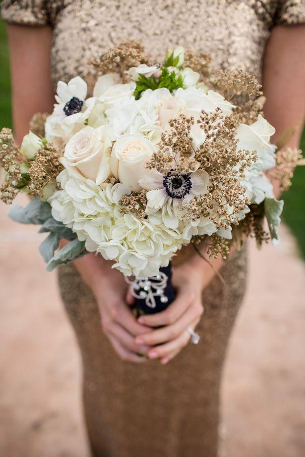 Mariage - Glamorous Winter Wedding Styled Shoot
