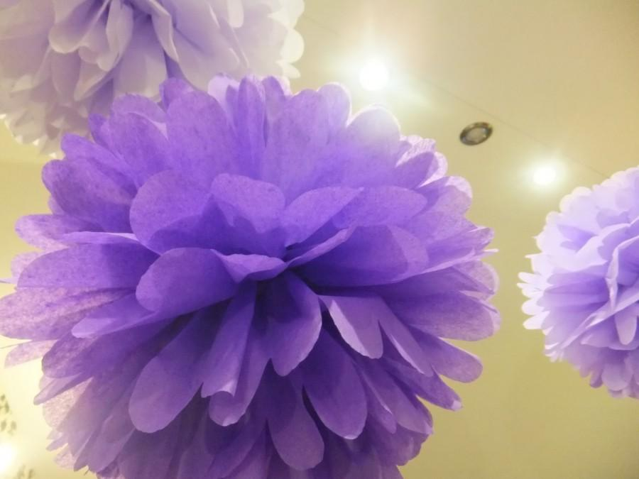 Mix Of 40 Tissue Paper Pom Pom Balls Party Decorations Wedding Simple Tissue Paper Balls For Decoration