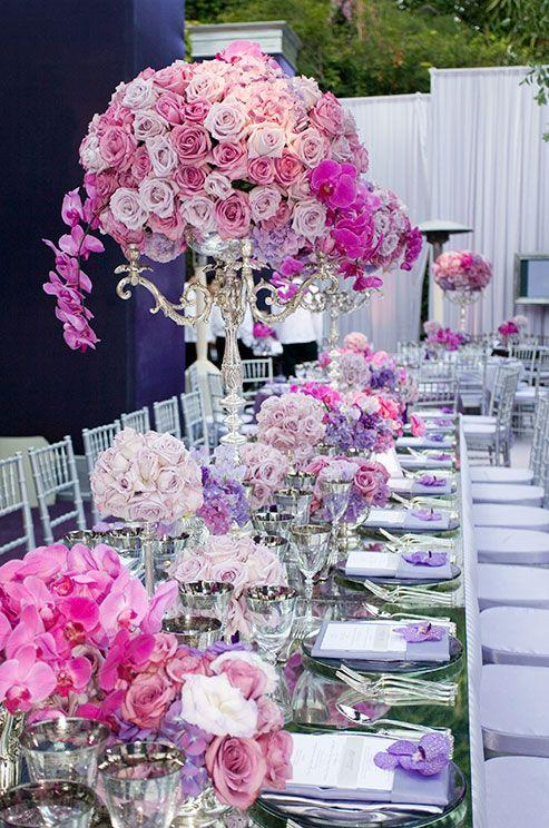Mariage - 10 Essential Tips For Wedding Centerpieces