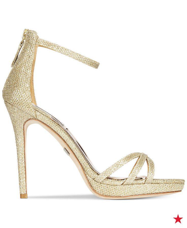 Wedding - Badgley Mischka Evening Sandal