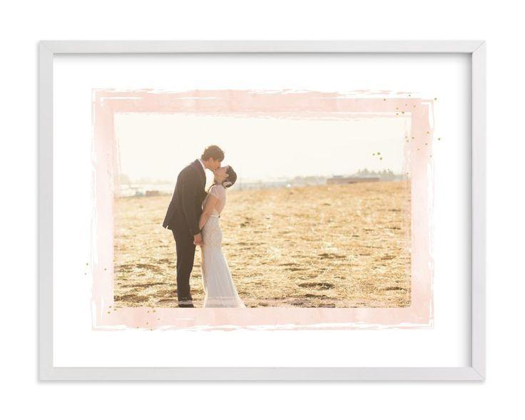 Wedding - Watercolor Frame