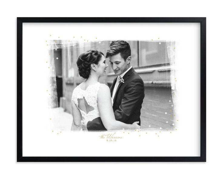 Wedding - Glistening Frame
