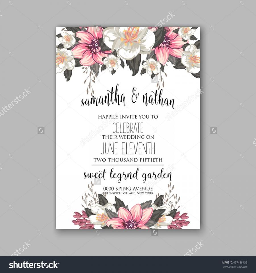 wedding card pattern Idealvistalistco