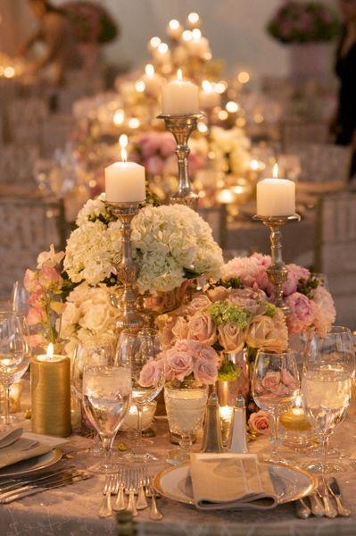 Wedding - 50 Fabulous And Breathtaking Wedding Centerpieces